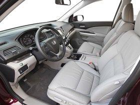 Ver foto 24 de Honda CR-V USA 2012