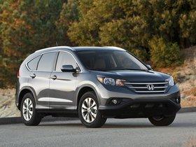 Ver foto 3 de Honda CR-V USA 2012