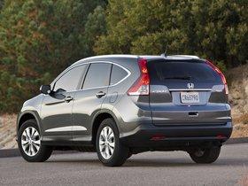 Ver foto 2 de Honda CR-V USA 2012