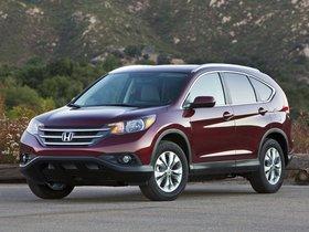 Ver foto 1 de Honda CR-V USA 2012
