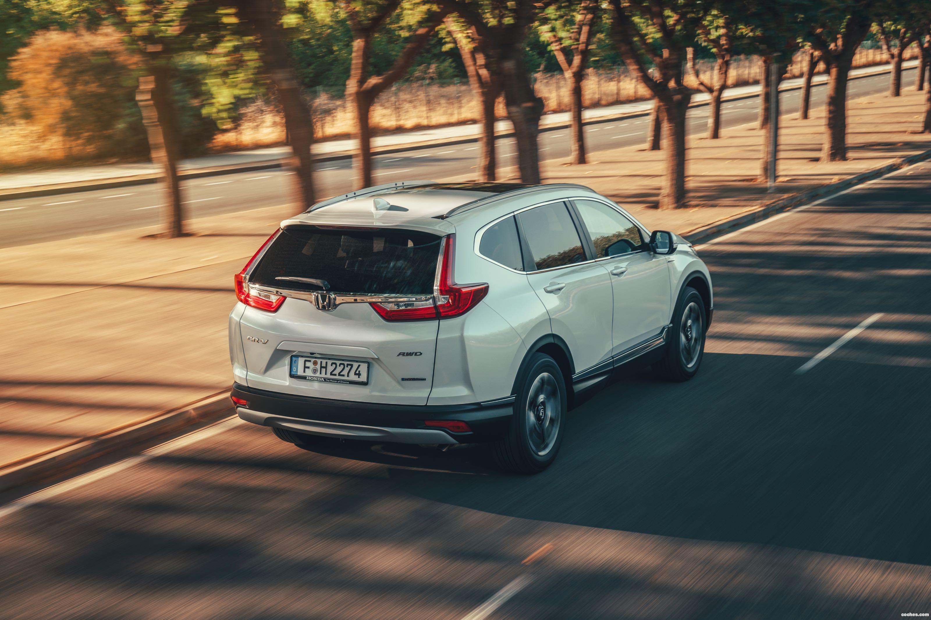 Foto 51 de Honda CR-V Hybrid 2019
