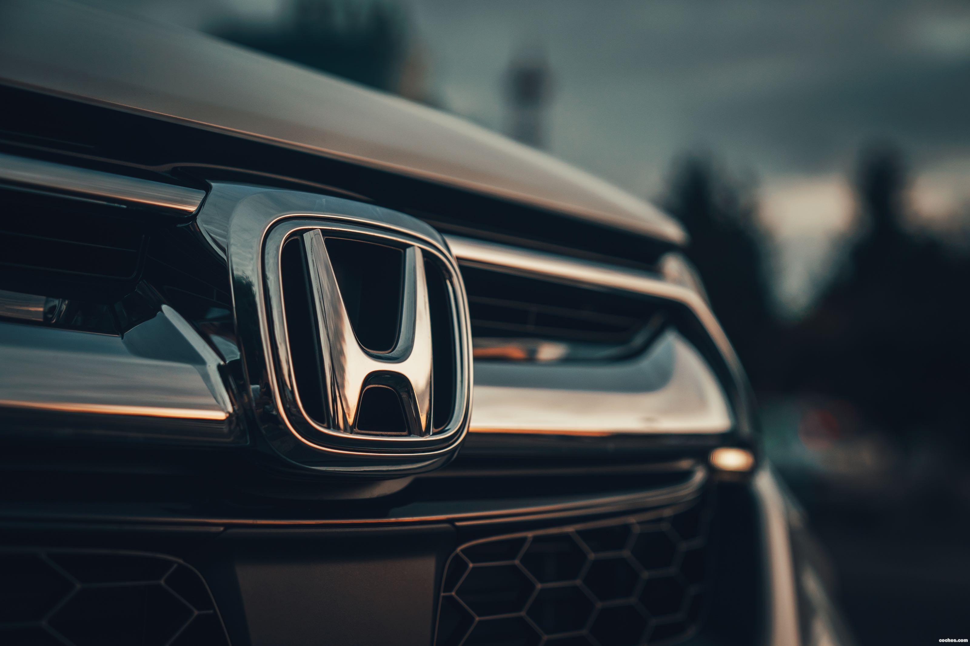 Foto 1 de Honda CR-V Hybrid 2019