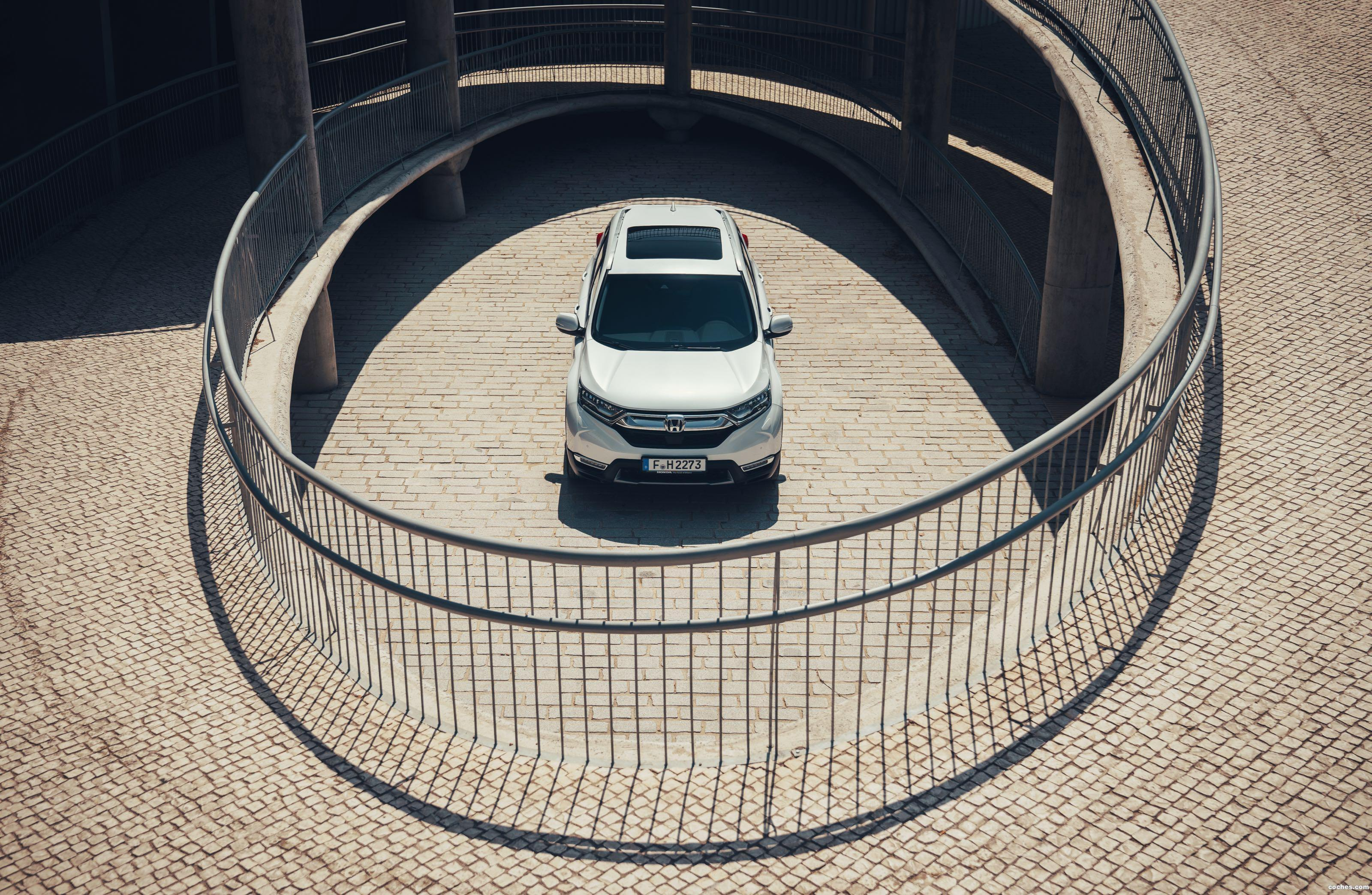 Foto 46 de Honda CR-V Hybrid 2019