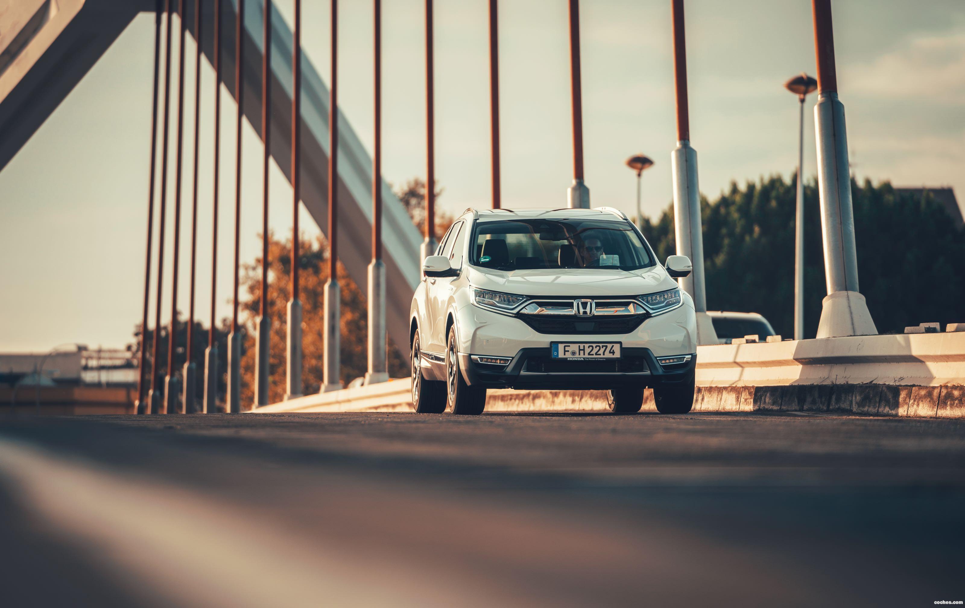 Foto 3 de Honda CR-V Hybrid 2019