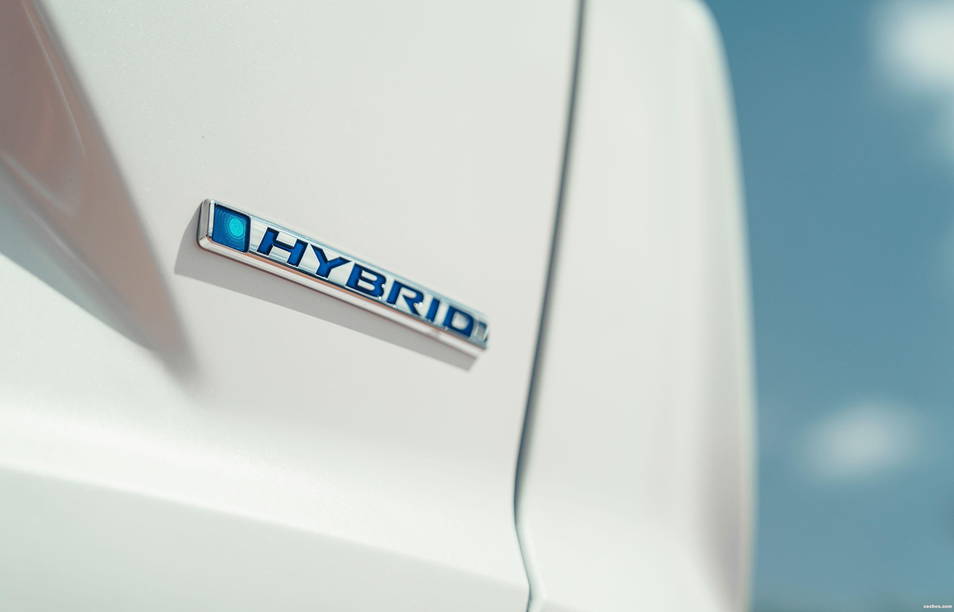Foto 7 de Honda CR-V Hybrid 2019