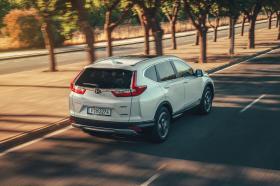 Ver foto 52 de Honda CR-V Hybrid 2019