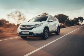 Ver foto 48 de Honda CR-V Hybrid 2019