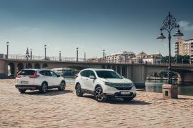Ver foto 20 de Honda CR-V Hybrid 2019