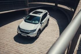 Ver foto 23 de Honda CR-V Hybrid 2019