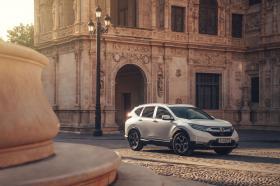 Ver foto 40 de Honda CR-V Hybrid 2019