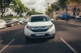 Ver foto 14 de Honda CR-V Hybrid 2019
