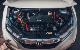 Ver foto 44 de Honda CR-V Hybrid 2019