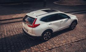 Ver foto 28 de Honda CR-V Hybrid 2019