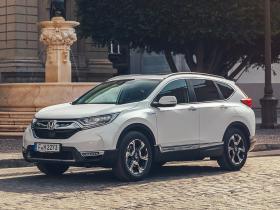 Ver foto 27 de Honda CR-V Hybrid 2019