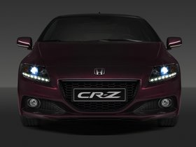 Fotos de Honda CR-Z 2013