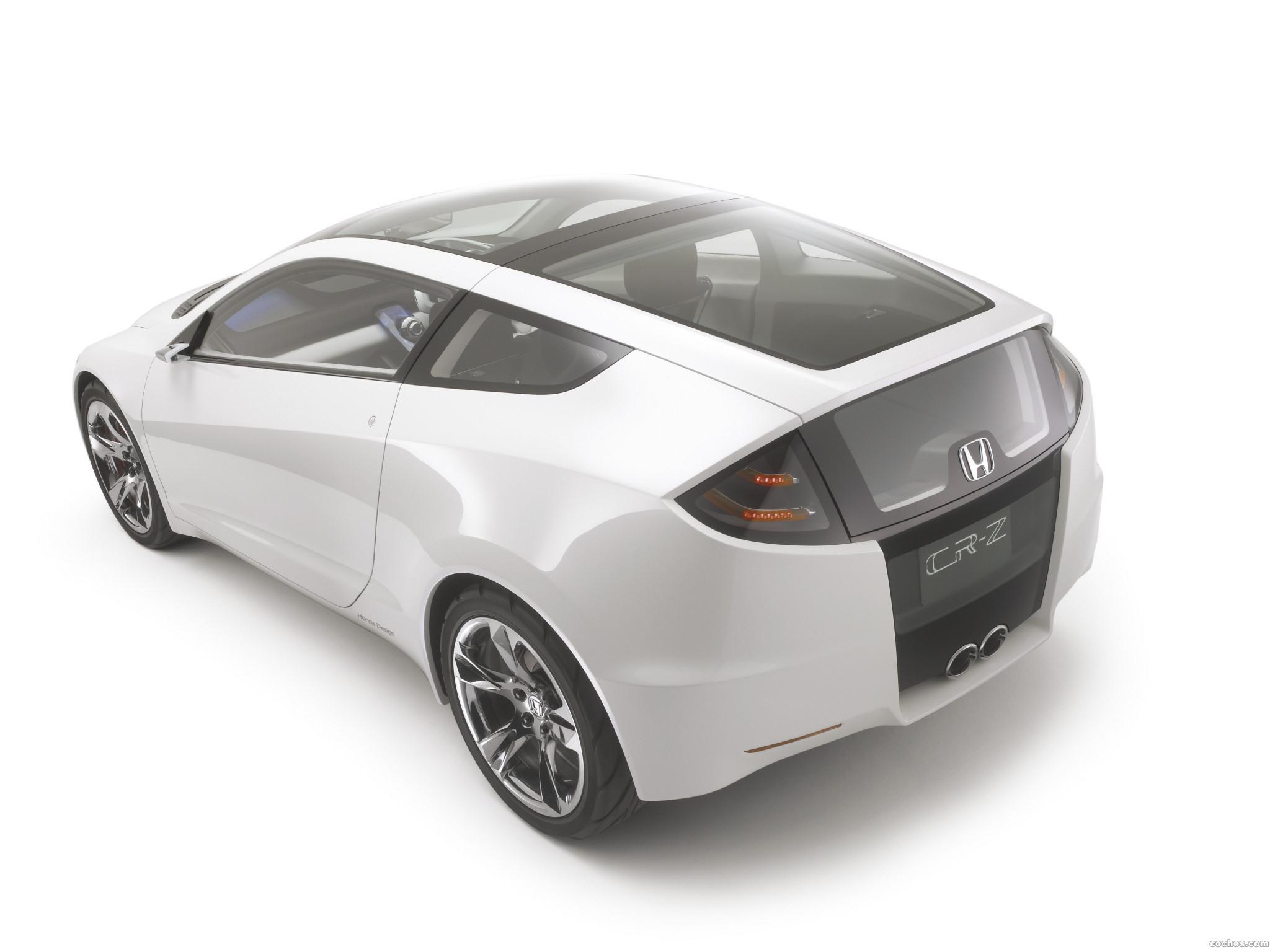 Foto 3 de Honda CR-Z Concept 2007