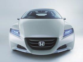 Ver foto 6 de Honda CR-Z Concept 2007