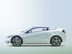 Ver foto 5 de Honda CR-Z Concept 2007