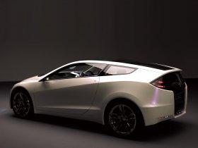Ver foto 2 de Honda CR-Z Concept 2007