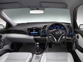 Ver foto 3 de Honda CR-Z Concept 2009