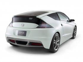 Ver foto 2 de Honda CR-Z Concept 2009