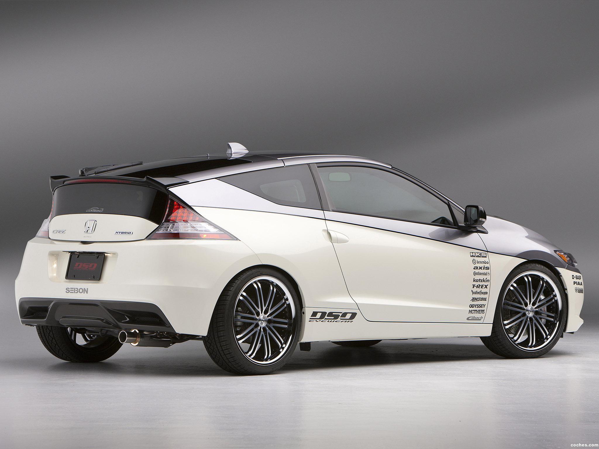 Foto 1 de Honda CR-Z DSO SEMA 2010