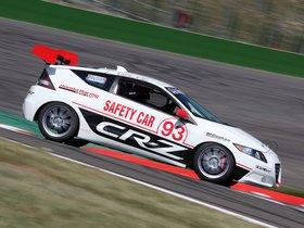 Ver foto 4 de Honda CR-Z HDP Racer Hybrid 2011