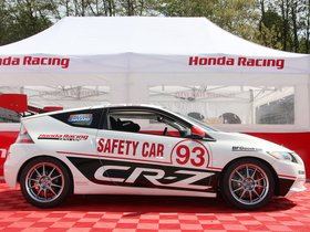 Ver foto 3 de Honda CR-Z HDP Racer Hybrid 2011