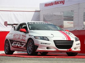 Ver foto 1 de Honda CR-Z HDP Racer Hybrid 2011