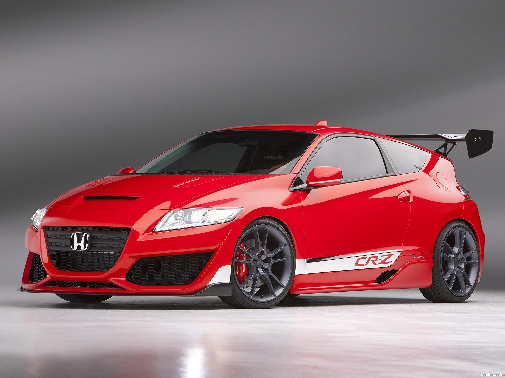 Foto 0 de Honda CR-Z Hybrid R SEMA 2010