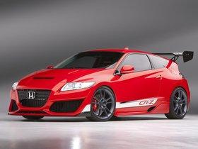 Fotos de Honda CR-Z Hybrid R SEMA 2010