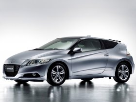 Fotos de Honda CR-Z Japan 2010