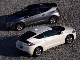Ver foto 10 de Honda CR-Z Japan 2010