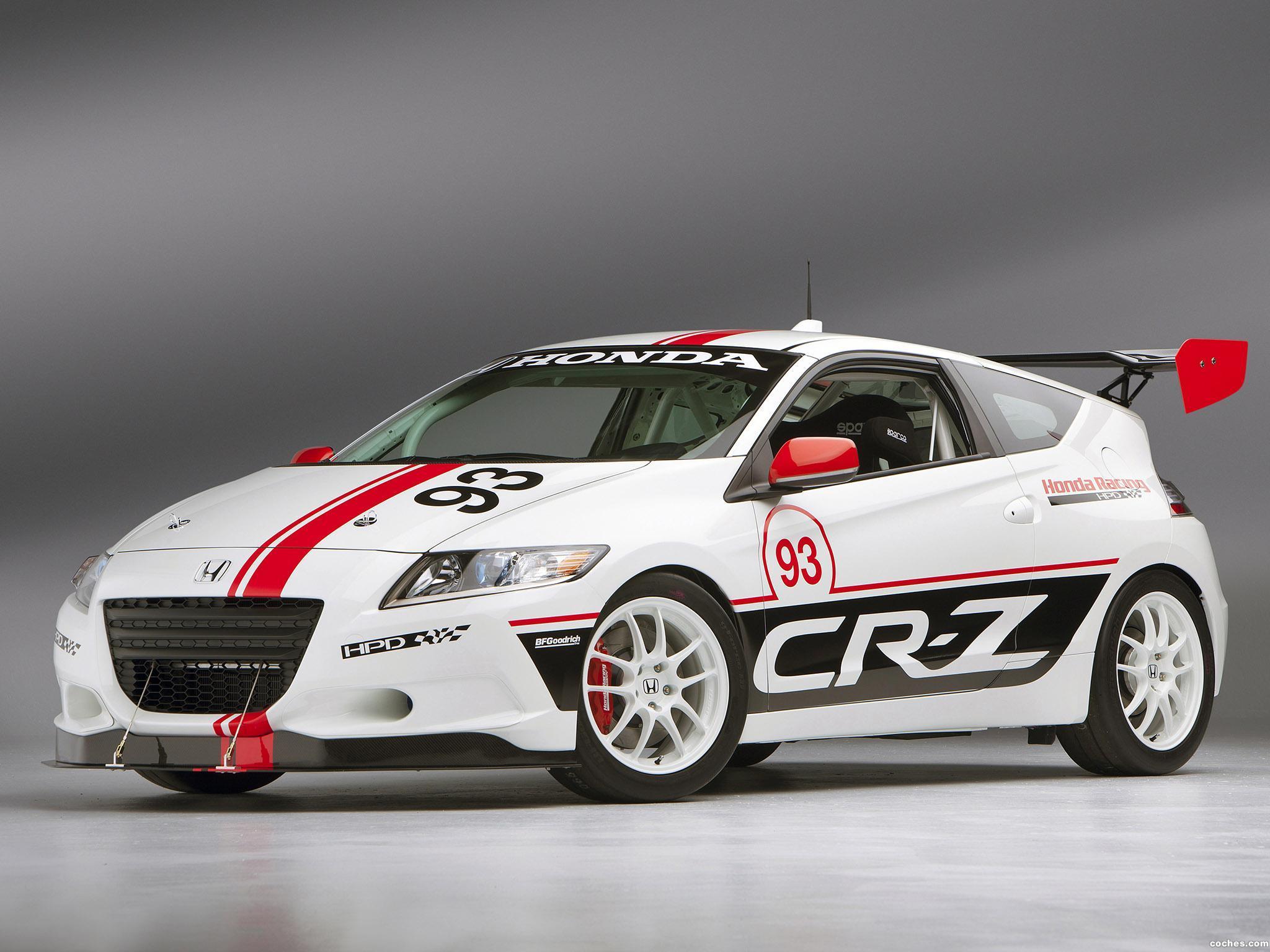 Foto 0 de Honda CR-Z Racer SEMA 2010