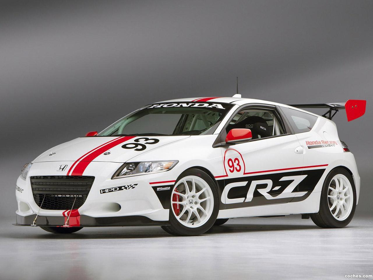 Foto 0 de Honda CR-Z Racing SEMA 2010