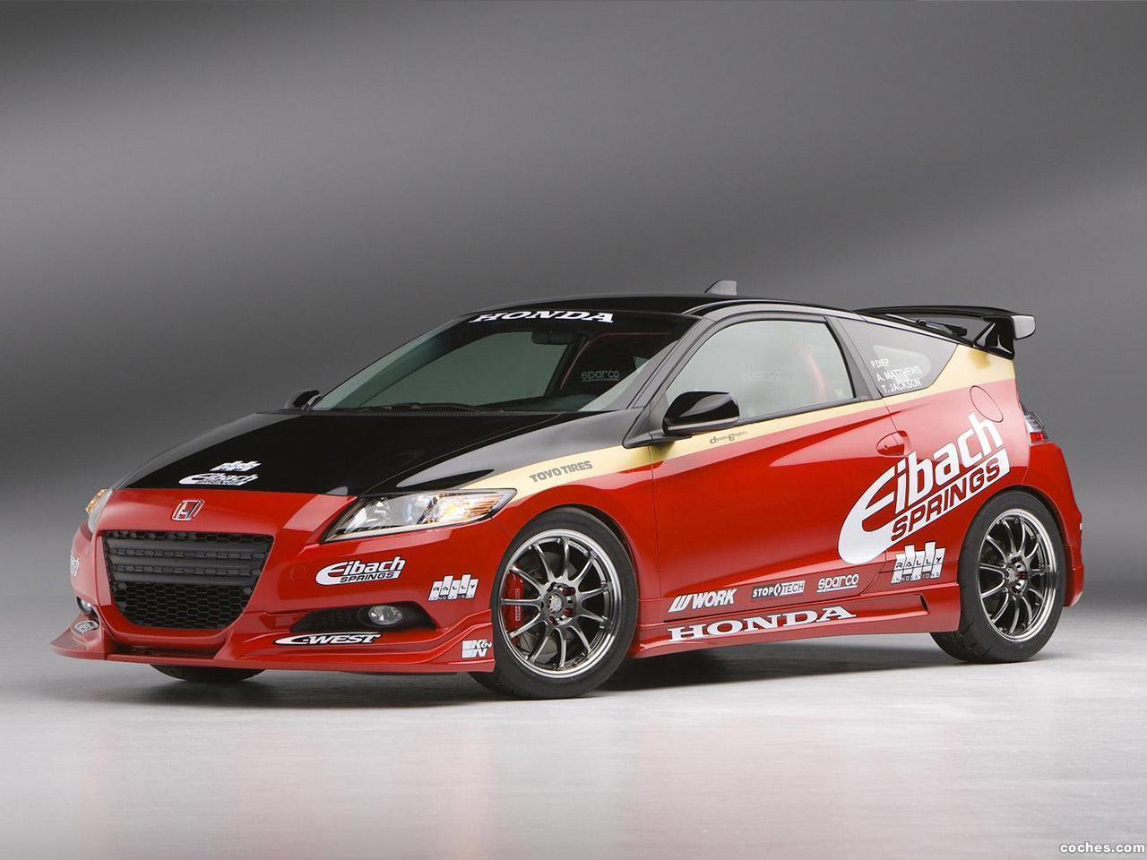 Foto 0 de Honda CR-Z SEMA 2010