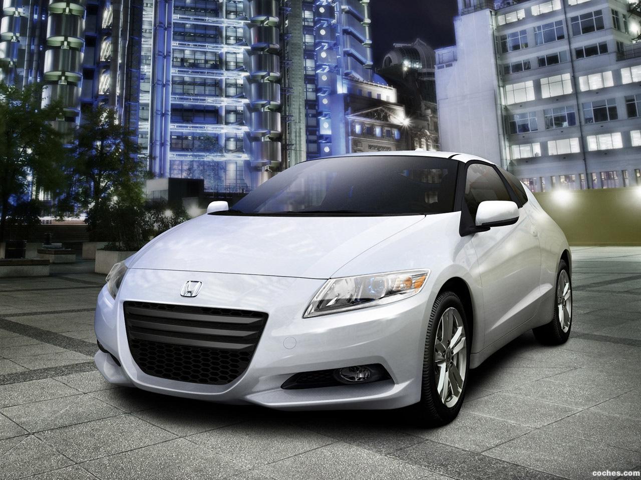 Foto 0 de Honda CR-Z Sport Hybrid Coupe 2010