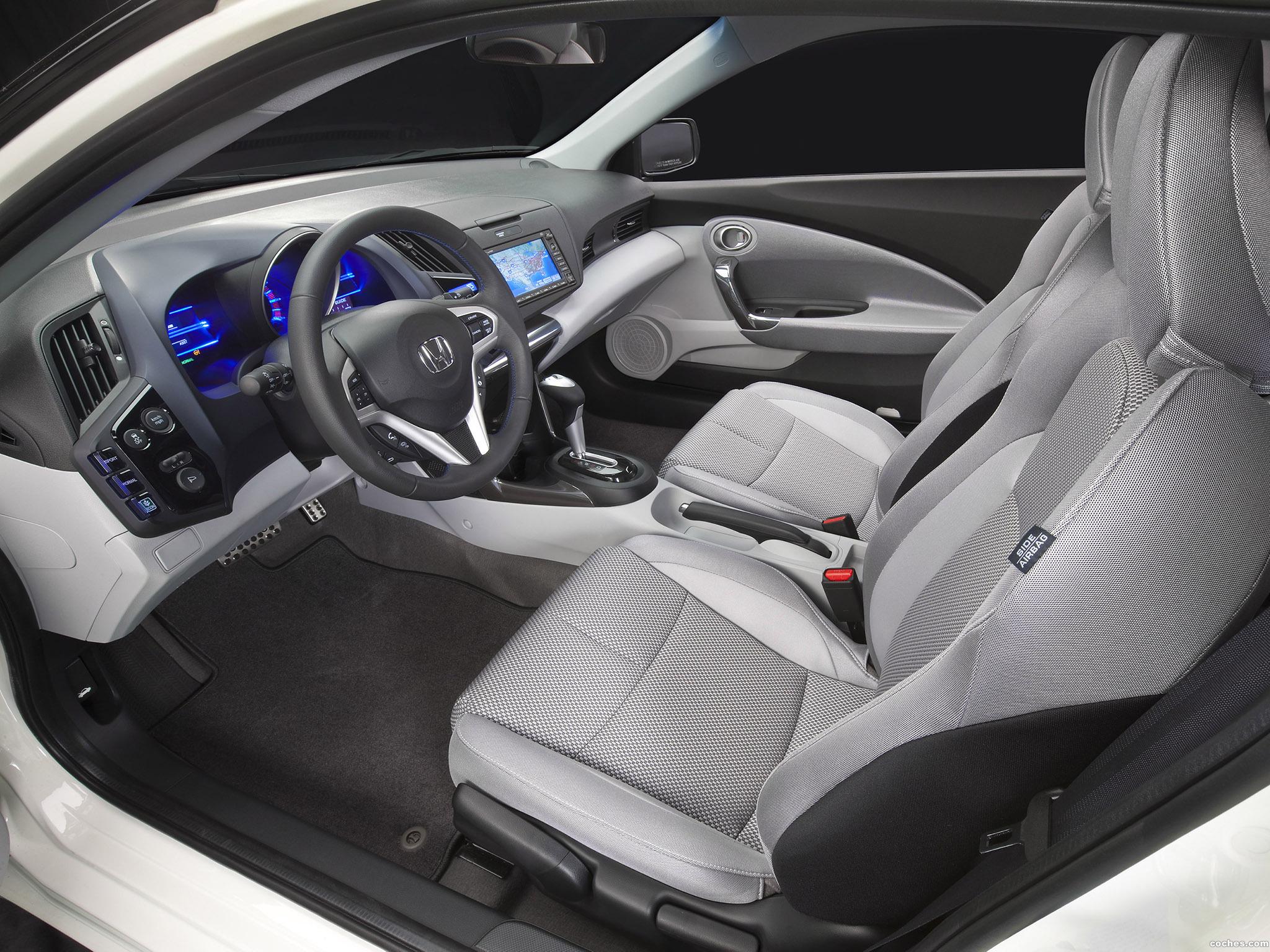 Foto 9 de Honda CR-Z Sport Hybrid Coupe 2010