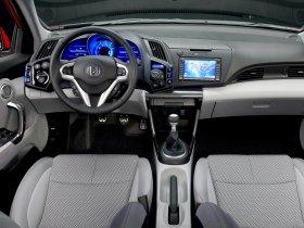 Ver foto 12 de Honda CR-Z Sport Hybrid Coupe 2010
