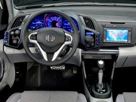 Ver foto 11 de Honda CR-Z Sport Hybrid Coupe 2010