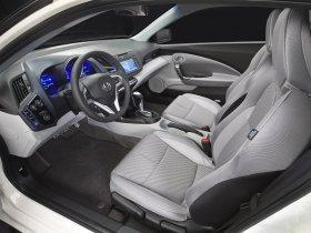 Ver foto 10 de Honda CR-Z Sport Hybrid Coupe 2010