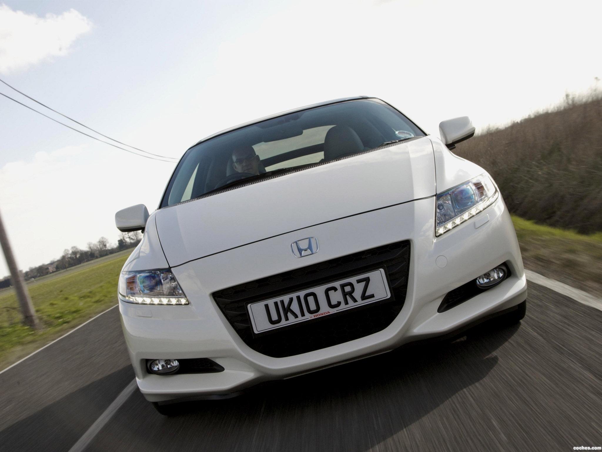 Foto 26 de Honda CR-Z Sport Hybrid Coupe 2010