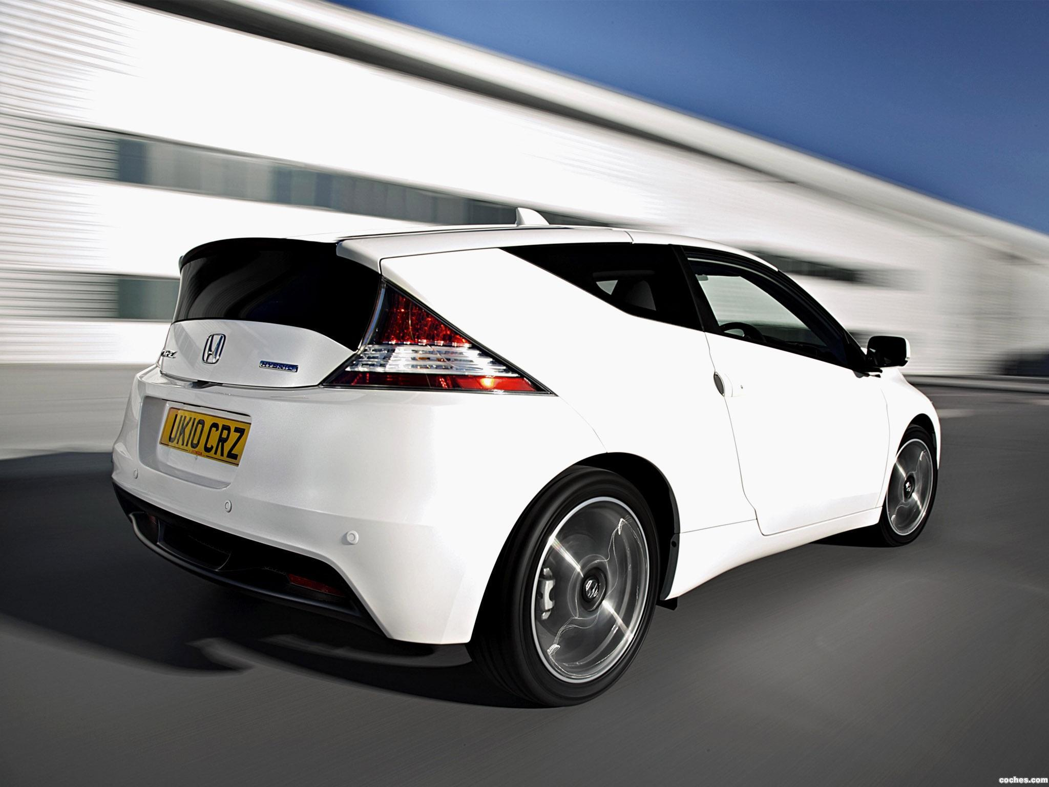 Foto 23 de Honda CR-Z Sport Hybrid Coupe 2010