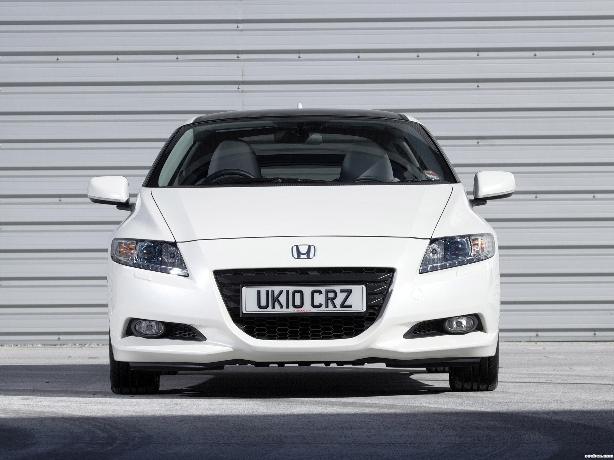 Foto 18 de Honda CR-Z Sport Hybrid Coupe 2010