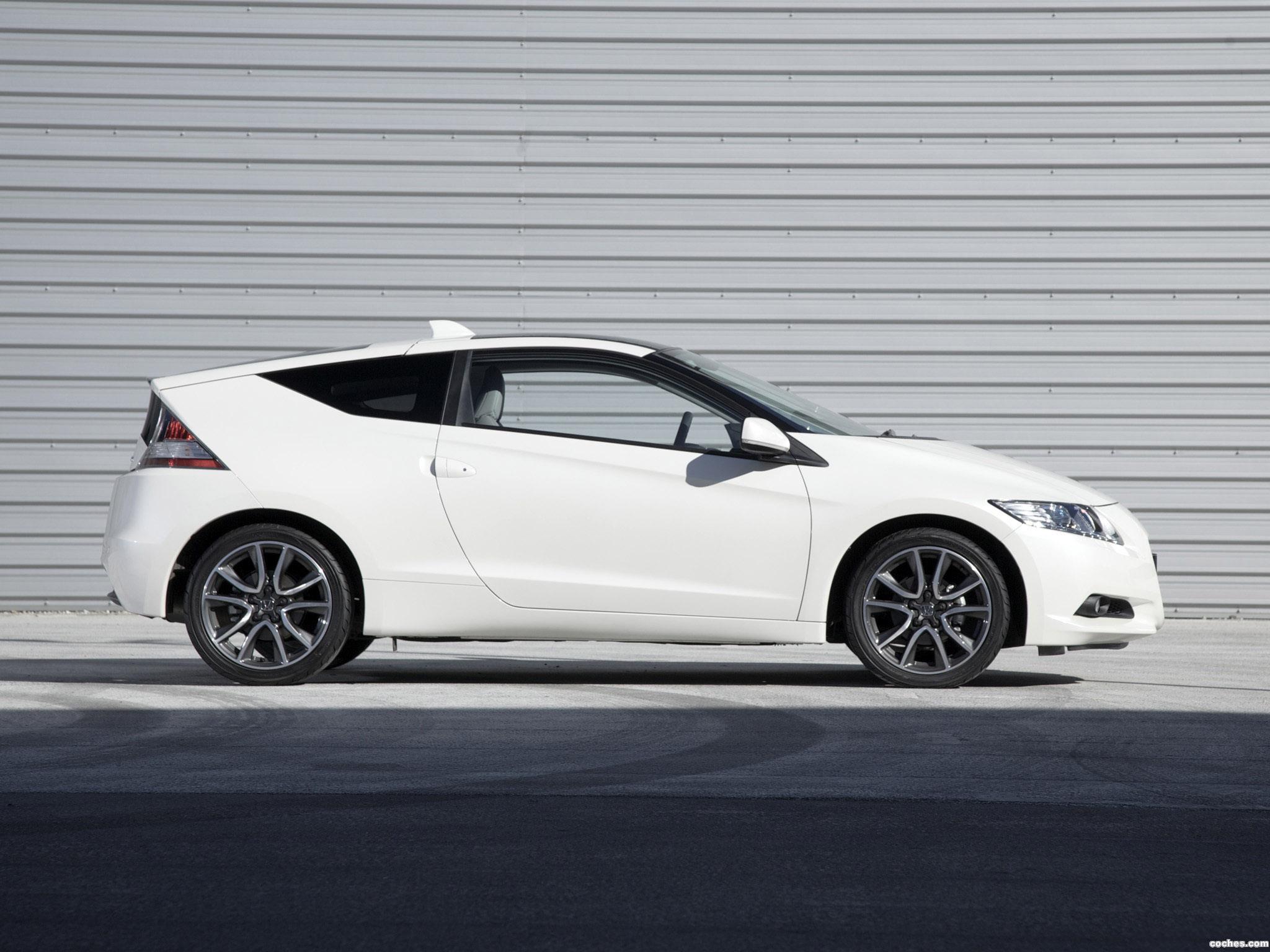 Foto 17 de Honda CR-Z Sport Hybrid Coupe 2010