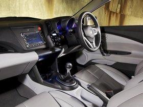 Ver foto 21 de Honda CR-Z Sport Hybrid Coupe 2010