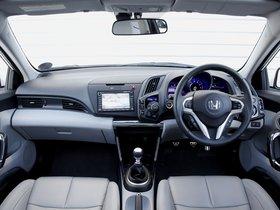Ver foto 28 de Honda CR-Z Sport Hybrid Coupe 2010