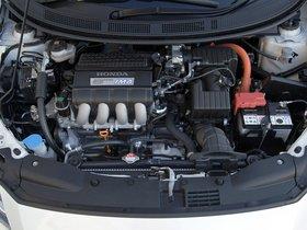 Ver foto 20 de Honda CR-Z Sport Hybrid Coupe 2010