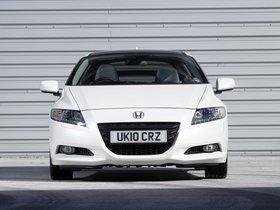 Ver foto 19 de Honda CR-Z Sport Hybrid Coupe 2010