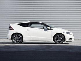 Ver foto 18 de Honda CR-Z Sport Hybrid Coupe 2010